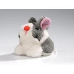 IPTS Кролик вибрирующий, плюш, 10x8 см
