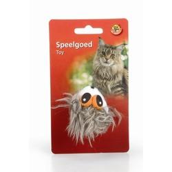 IPTS Игрушка для кошек «Мышь с большими глазами», плюш 6см