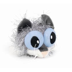 IPTS Игрушка для кошек Кошка с большими глазами, плюш 6см