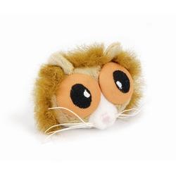IPTS Игрушка для кошек «Белка с большими глазами», плюш 6см