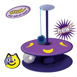 "Pet Stages игрушка ""Трек с мигающим мячиком"""