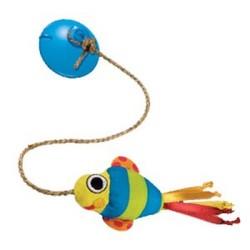 "Pet Stages ""Рыбка на присоске"" игрушка для кошек"