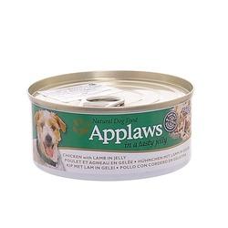 Applaws консервы для собак курица и ягненок в желе, 156 гр