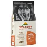 Almo Nature Для взрослых собак крупных пород с лососем, Large&Salmon, 12 кг