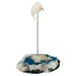 """Триол Игрушка для кошек """"Мышь на подставке"""", арт. SH10"""