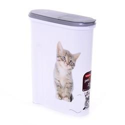 """Curver Контейнер для корма """"Кошка"""" на 1,5 кг"""