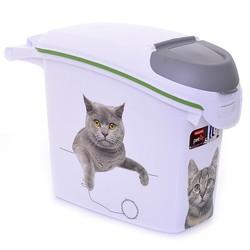 "Curver Контейнер для корма ""Сладкие котята"" на 6 кг"