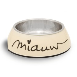 "IPTS Миска 2в1 для кошек ""Miauw"", 160мл"