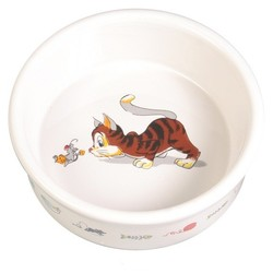 "Trixie Миска ""Кошка"", 200 мл"