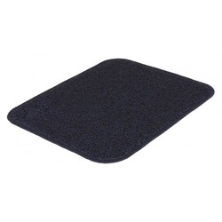 Trixie Коврик под туалет , ПВХ, 37 ? 45 см, темно- синий, арт.40384