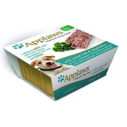 Applaws паштет для собак с океанической рыбой и овощами, 150 гр