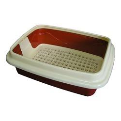Туалет-лоток с сеткой и бортиками Триплекс (Догман)