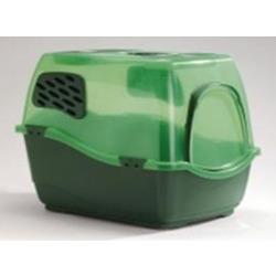 Биотуалет для кошек с фильтром Bill 1T зеленый