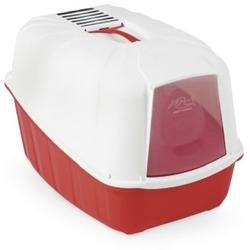 MPS био-туалет KOMODA 54х39х40см с совком, цвет красный