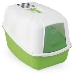 MPS био-туалет KOMODA 54х39х40см с совком, цвет салатовый