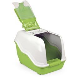MPS био-туалет NETTA 54х39х40 см с совком, цвет салатовый