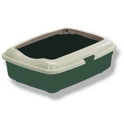 Marchioro Туалет GOA с бортом на нескользящих ножках, зеленый