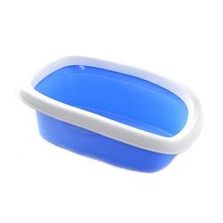Stefanplast Туалет Sprint-10 с рамкой, голубой