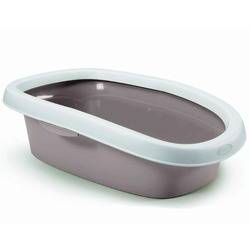 Stefanplast Туалет Sprint-10 с рамкой, пудровый
