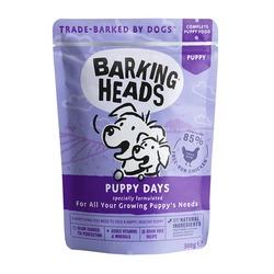 "Barking Heads паучи для щенков ""Щенячьи деньки"", Puppy Days, 300 гр."