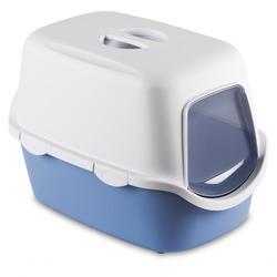 Stefanplast туалет-домик с угольным фильтром Cathy, голубой