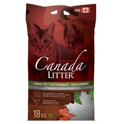 """Canada Litter Scoopable Litter комкующийся наполнитель """"Запах на замке"""", без запаха"""