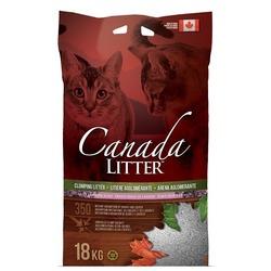 "Canada Litter Scoopable Litter комкующийся наполнитель ""Запах на замке"" с ароматом лаванды"