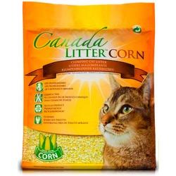 Canada Litter Bio Corn Clumping Litter комкующийся кукурузный БИО-наполнитель
