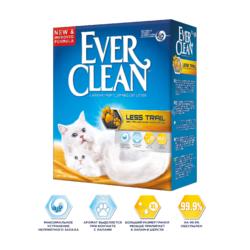 Ever Clean Less Trail - наполнитель комкующийся для котят и длинношерстных кошек