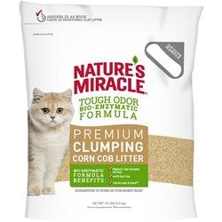 Natures Miracle кукурузный наполнитель Natural Care Cat Litter, 10 литров