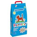 Pretty Cat Впитывающий глиняный наполнитель Аroma Fruit