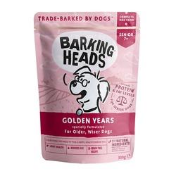 "Barking Heads паучи для собак старше 7 лет ""Золотые годы"", Golden Years , 300 гр."