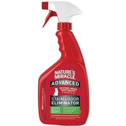 8 in 1 спрей уничтожитель запахов и пятен JFC Stain&Odour Remover Spray с усиленной формулой для кошек, 945 мл