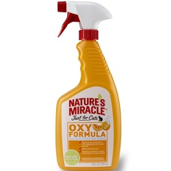 8 in 1 уничтожитель запахов и пятен Orange Oxy Formula S&O Remover, спрей 709 мл