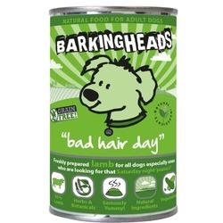 Barking Heads консервы для собак с ягненком Bad hair day, 395 гр.