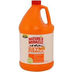 8 in 1 уничтожитель запахов и пятен Orange Oxy Formula S&O Remover, 3,7 л