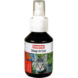 Beaphar Спрей Stop It Cat для кошек, отпугивающий от нежелательного поведения, 100 мл