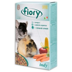 Fiory Indy корм для свинок и шиншилл Indy , 850 гр.