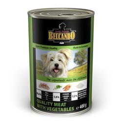 Belcando Super Premium Quality Meat With Vegetables Консервированный корм Белькандо отборное мясо с овощами