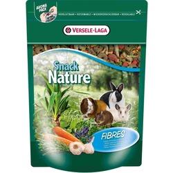 Versele-Laga Snack Nature Fibres корм дополнительный с клетчаткой для грызунов, 500 г.