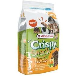 Versele-Laga Crispy Snack Fibres дополнительный корм с клетчаткой для грызунов, 650 г.