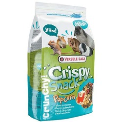 Versele-Laga Crispy Snack Popcorn дополнительный корм для грызунов, 650 г.