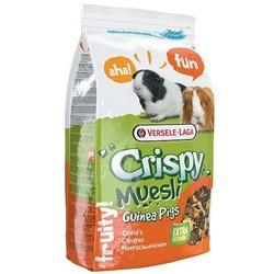 Versele-Laga Crispy Muesli Guinea Pigs корм для морских свинок с витамином С