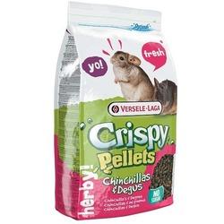 Versele-Laga Crispy Pellets Chinchillas & Degus гранулированный корм для шиншилл и дегу, 1 кг
