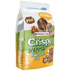 Versele-Laga Crispy Muesli Hamsters & Co корм для хомяков с витамином E