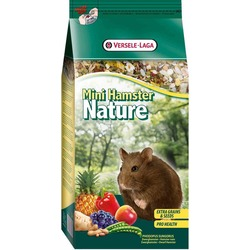 Versele-Laga Mini Hamster Nature корм ПРЕМИУМ, 400 г.