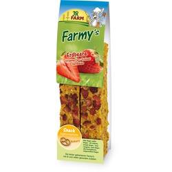 JR Farm Палочки д/грызунов с клубникой 120г