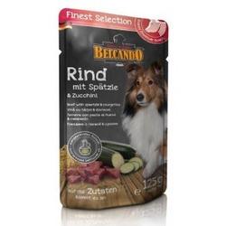 Belcando паучи для собак говядина с лапшой и цукини, 125 гр х 12 шт