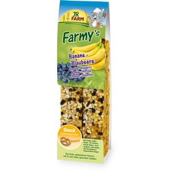 JR Farm Палочки д/грызунов с Бананом-Черникой 160г