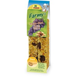 JR Farm Палочки д/грызунов с Виноградом-Орехом 160г